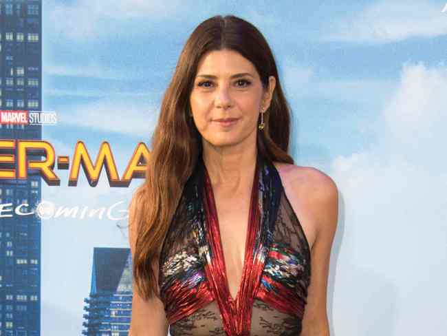 Marisa Tomei will star in an episode of The Handmaid's Tale. Photo: AFP / Valerie Macon