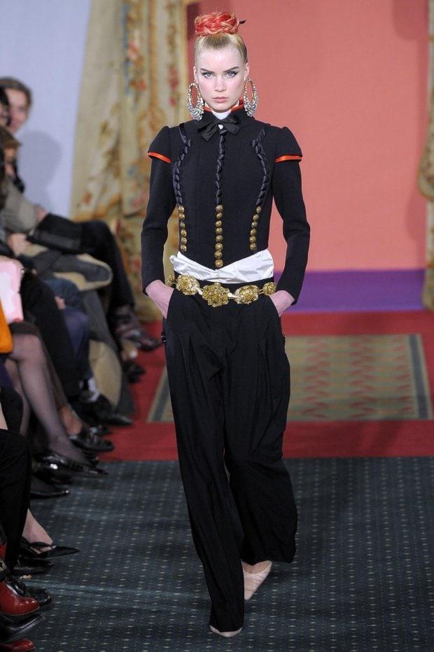 Christian Lacroix Haute Couture Spring/Summer 2009