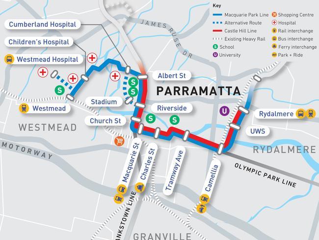 sydney light rail map pdf