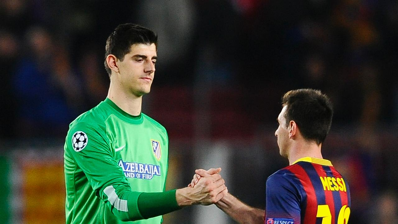 Thibault Courtois: interesting football career facts 81