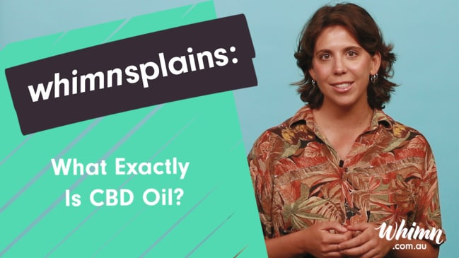 whimnsplains: What Exactly Is CBD Oil?