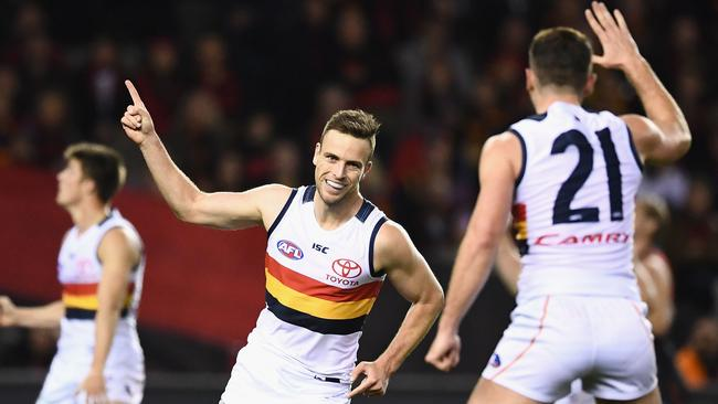 Brodie Smith was All-Australian back in 2014.
