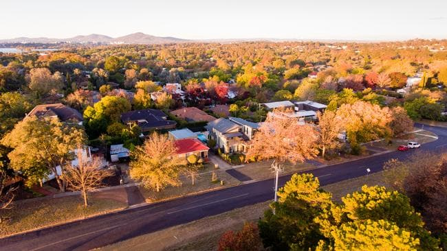 Canberra's good investors' market is keep the market growing. Picture: iStock