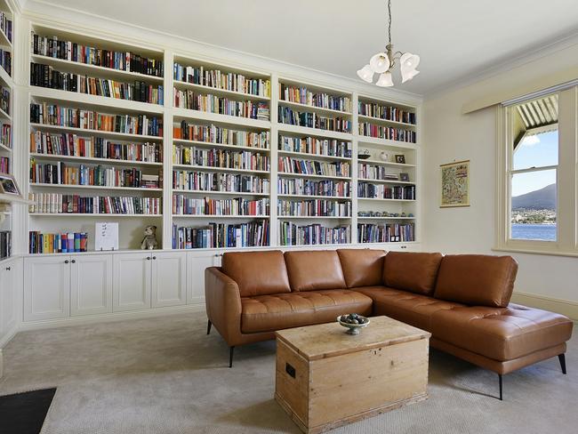 A bookworm's dream.