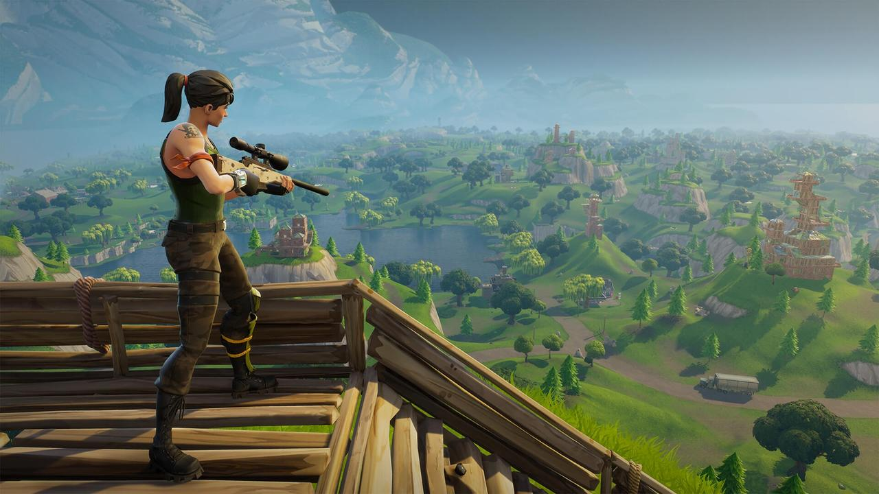 There are questions over Fortnite's future as an esport, even with the massive amounts of money being pumped into it. Picture: Supplied