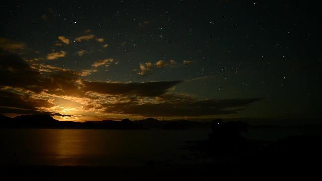 Stunning timelapse of the Milky Way from Great Barrier Island in New Zealand