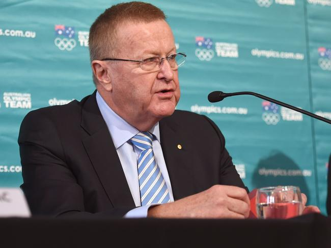 """John Coates: """"The whole thing falls down if national anti-doping bodies do not show consistency."""""""