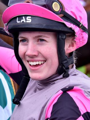 Mikaela Claridge died in a trackwork incident on August 30. Picture: Brendan McCarthy/AAP