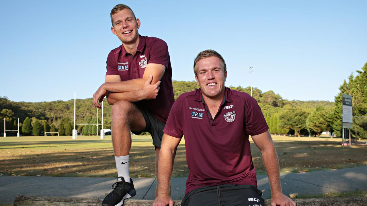 Tom and Jake Trbojevic the one of the club's biggest assets.