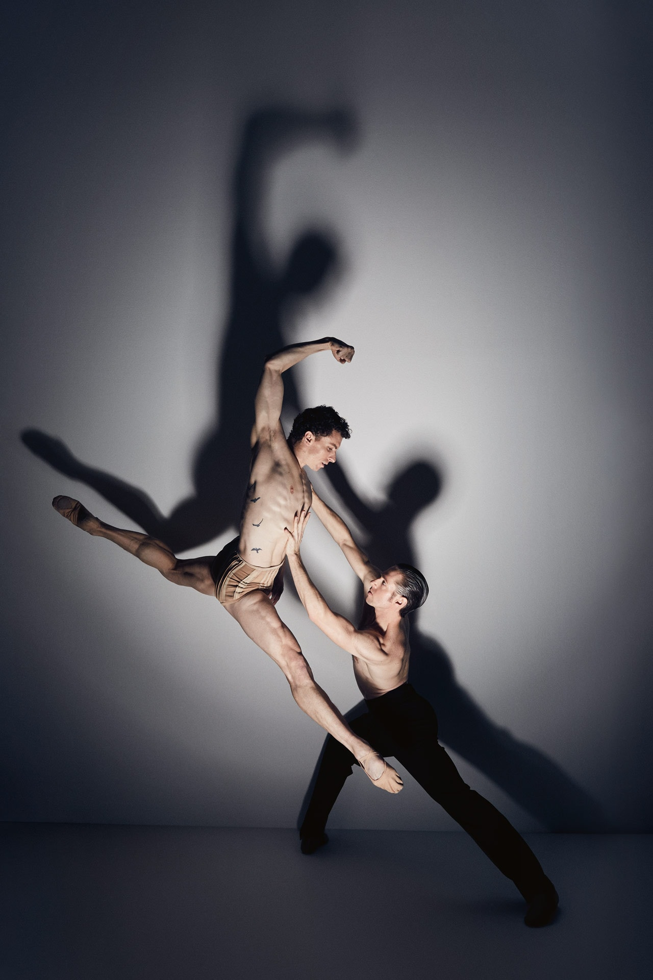 Go inside The Australian Ballet's stunning new production of Spartacus