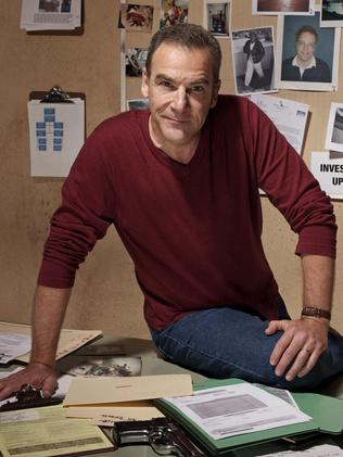 Mandy Patinkin quit Criminal Minds saying he didn't get violent TV. Picture: Supplied.