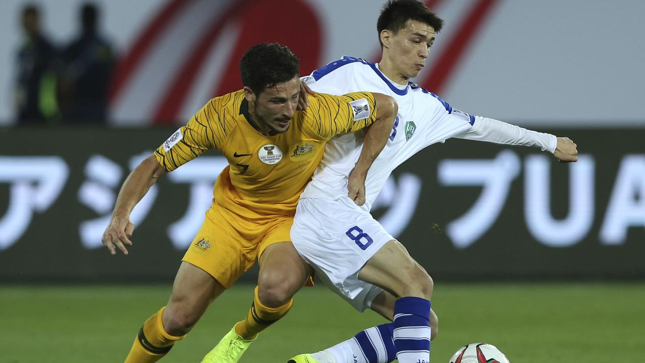 Will Mathew Leckie start in the quarter-final?