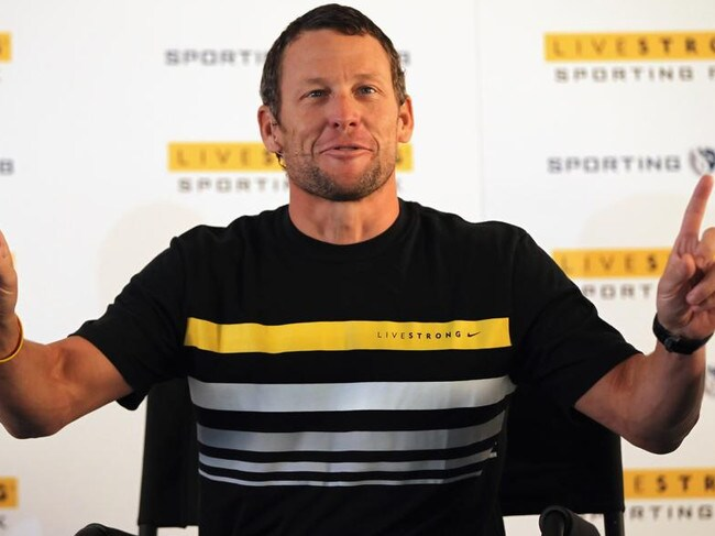 Lance Armstrong had his titles stripped.