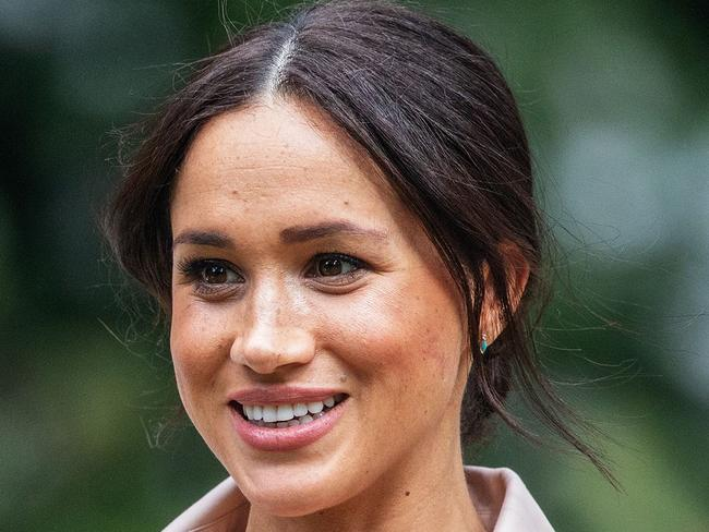 Meghan, the Duchess of Sussex. Picture: AFP