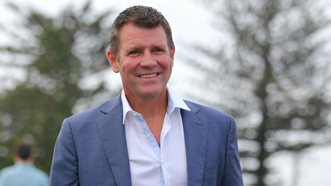 Radio host Alan Jones threw Mike Baird's hat in the ring saying the former NSW premier would be a 'very good CEO'.