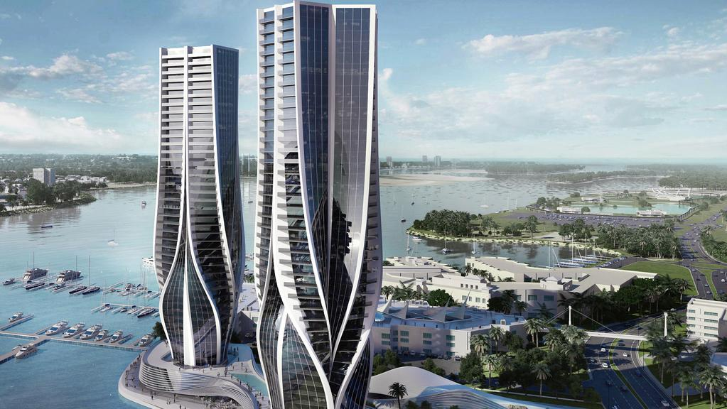 Towers To Give GC A $56.8m Boost