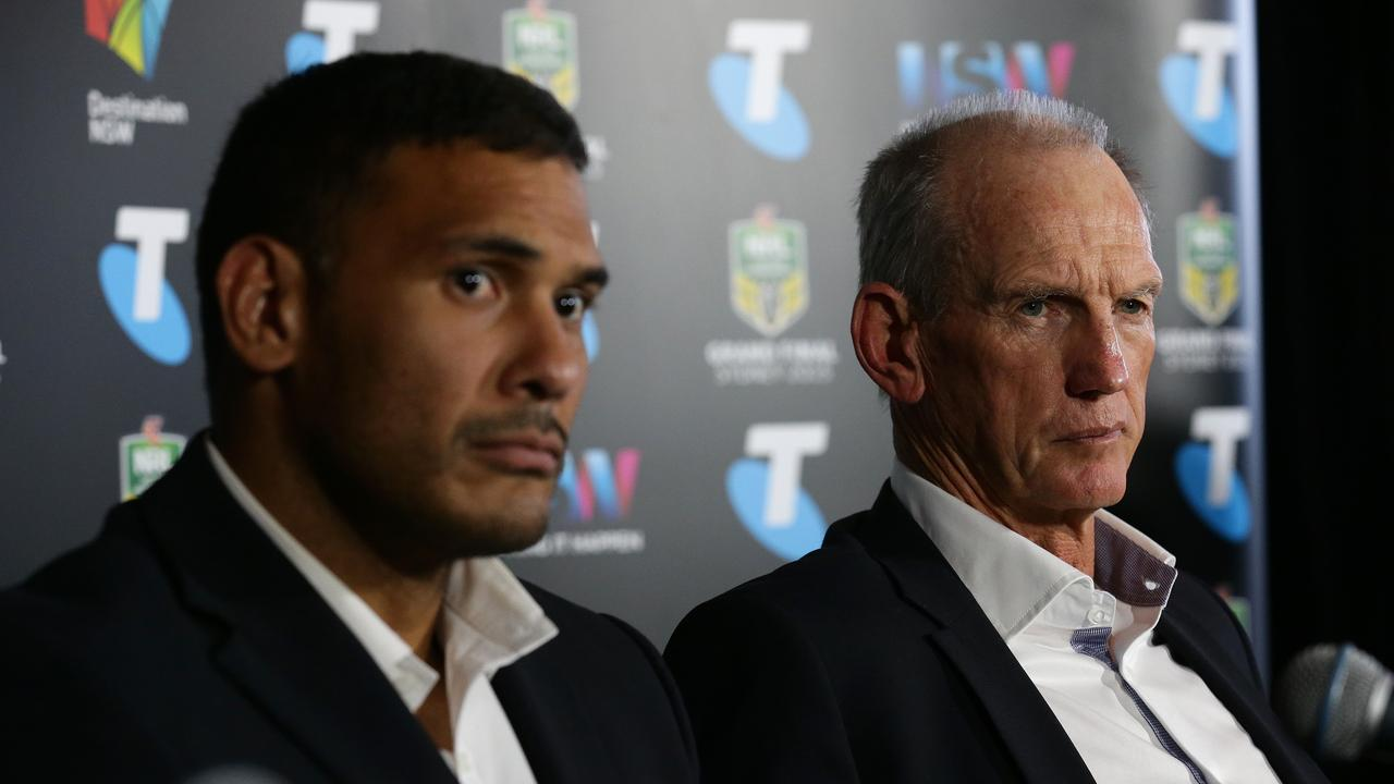 Justin Hodges believes it is time for Wayne Bennett to make his exit.