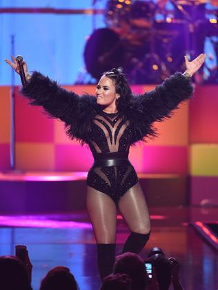 Reject ... Demi's loss with be Sia's gain. Picture: Getty