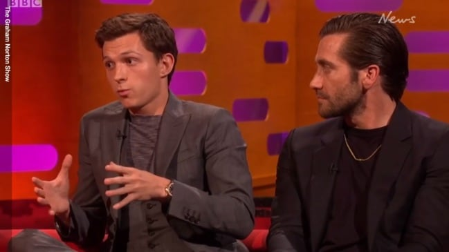 SPOILER ALERT: Tom Holland accidentally reveals the ending to Avengers: Endgame
