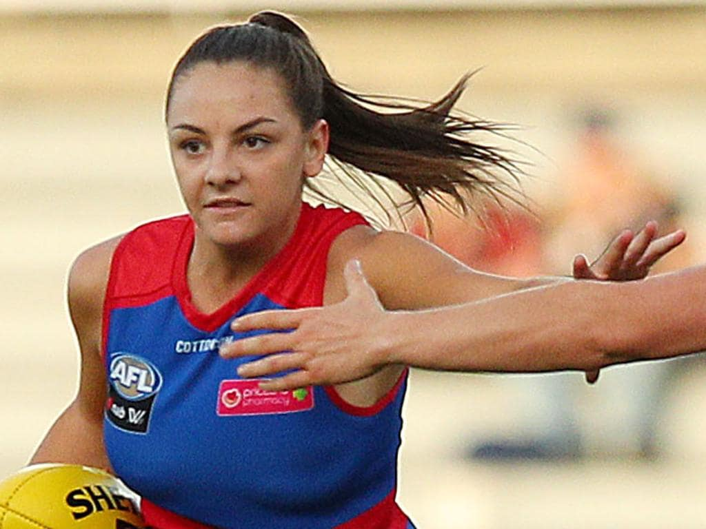 AFLW Rd 3 -  North Melbourne v Western Bulldogs