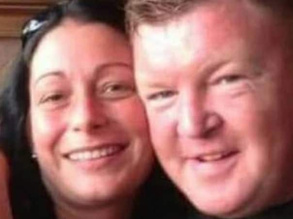 Her mobile phone was found by a jogger near a canal as police searched for Helen. Picture: Supplied