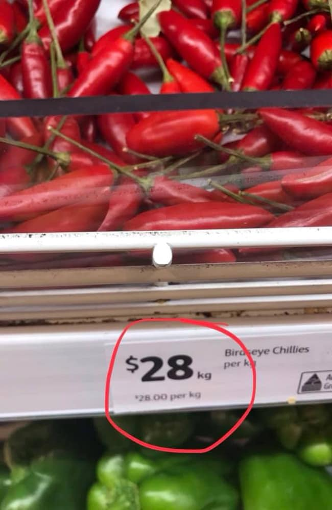 Meanwhile buying loose worked out cheaper. Picture: Facebook