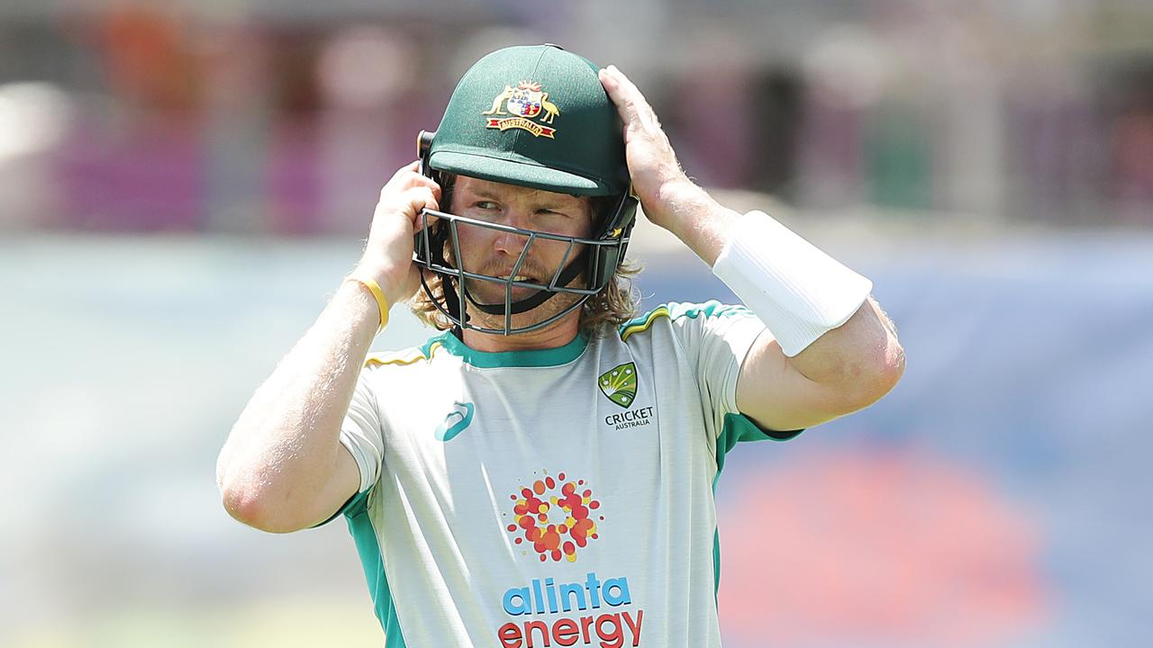 Will Pucovski batted alongside David Warner in a crucial net session on Tuesday.