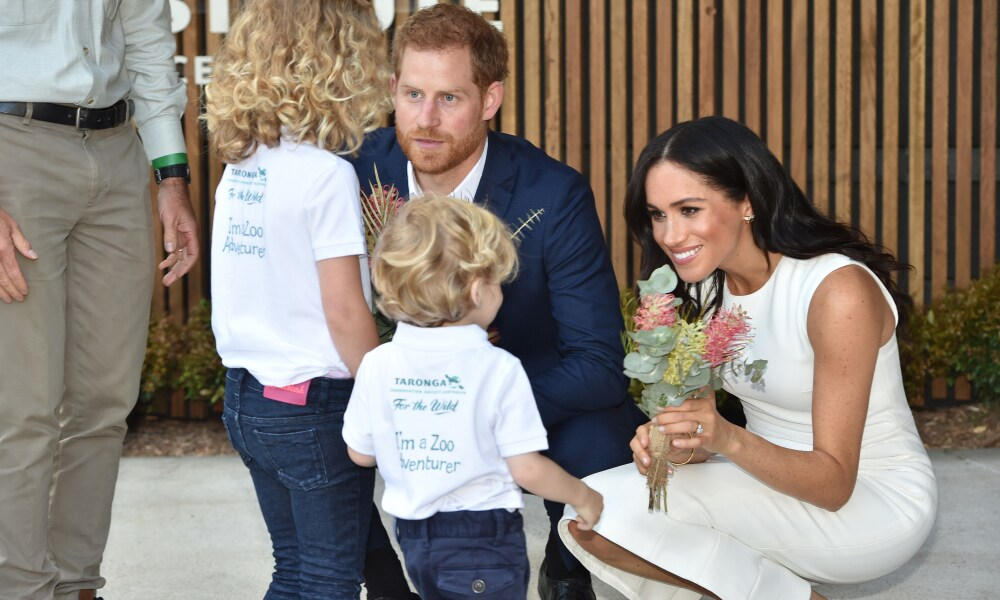 Meghan Markle already has a $8,850 gift planned for the baby and OMG