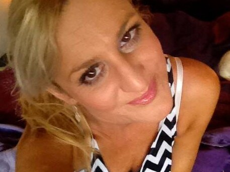 Kristie Powell was allegedly murdered in her Wollongong home last week. Picture: Facebook