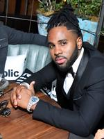 Jason Derulo at a celebration of music with Republic Records, in partnership with Absolut and Pryma, at Catch LA on February 12, 2017 in West Hollywood, California. Picture: Getty