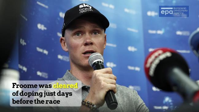 EXPLAINER: Froome booed at Tour de France