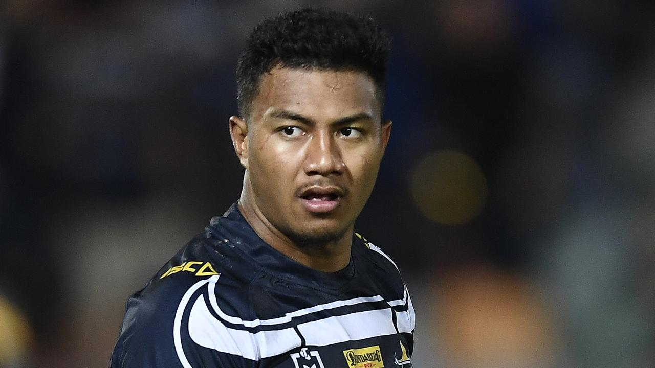 Peter Hola will run out for Tonga.