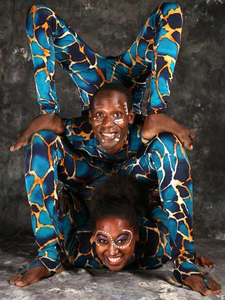 Cirque Africa sold the most tickets at this year's Fringe.