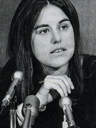 Dohrn turned herself into police in 1980, seven years after being removed from the FBI Most Wanted list.