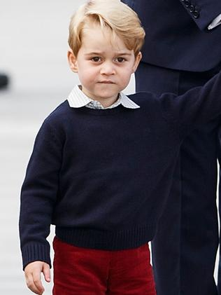 Prince George will also be in Pippa Middleton's bridal party. Picture: Getty