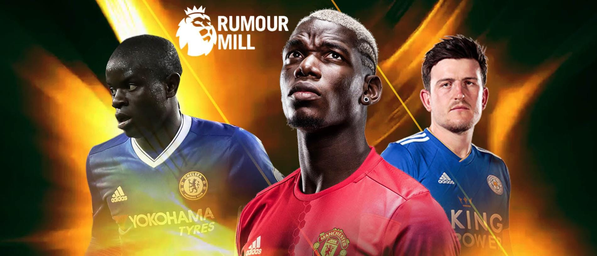Rumour mill: Paul Pogba wants to leave Manchster United, N'Golo Kante commits to Chelsea
