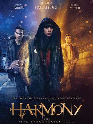 Movie poster for the film Harmony.
