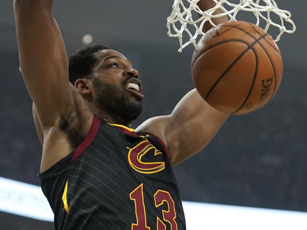 Cleveland Cavaliers' Tristan Thompson.