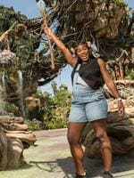 """Had the best time at Disney, Pandora was unreal!!"" Picture: Serena Williams / Instagram"