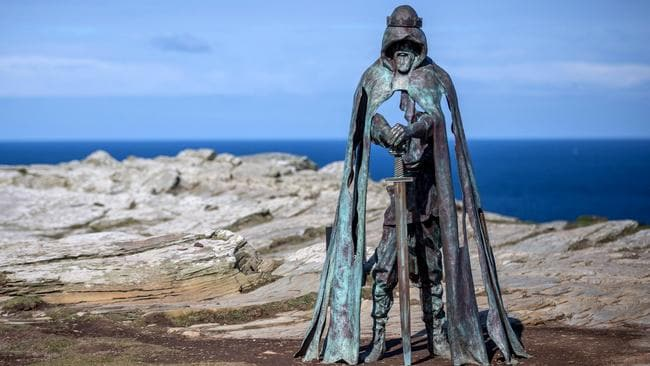 The site is associated with the legend of King Arthur. Picture: Matt Cardy/Getty Images
