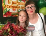 Zhdanov allegedly stabbed Olga to death, before breaking into her daughter's room and raping her.