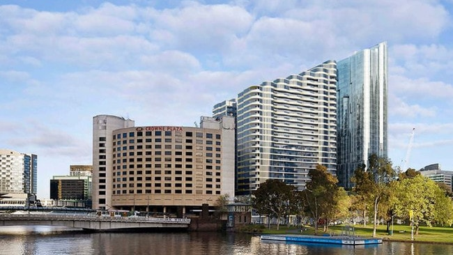 New designs such as the Flinders Bank development show the northern bank can be developed without impacting the river.