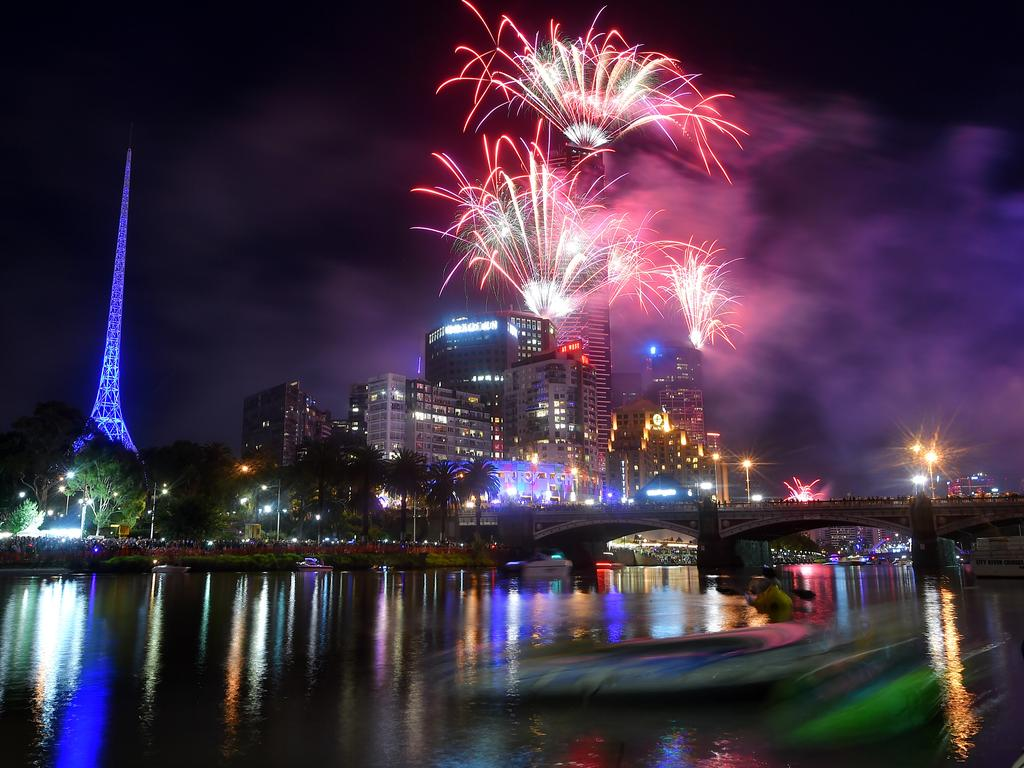 Fireworks Melbourne New Year's Eve: Best places to watch in