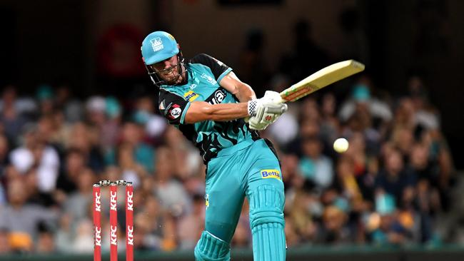 Chris Lynn of the Heat has seen his scoring fluctuate from season to season — can he return to star SuperCoach status this time around?