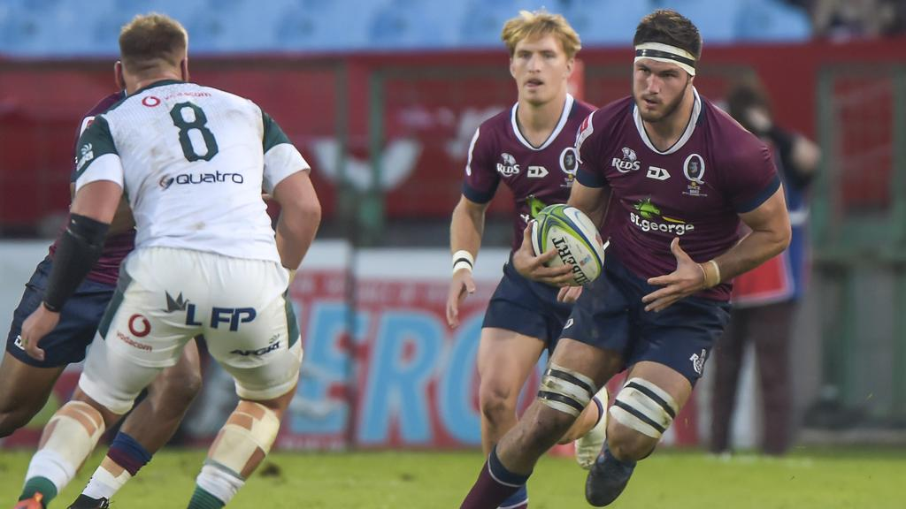 Super Rugby: Queensland Reds flanker Liam Wright ready for