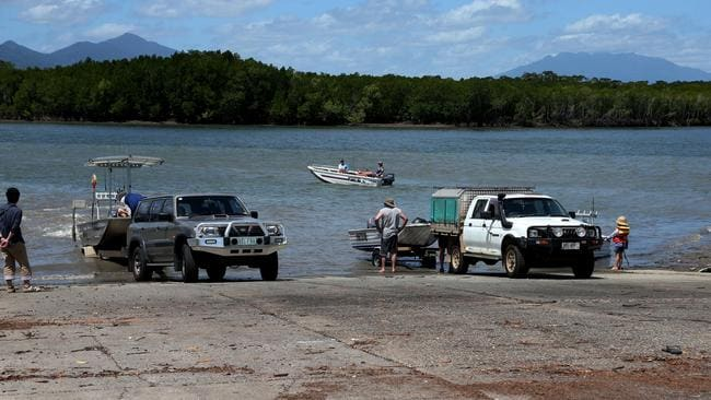 Fishers score boat ramp upgrade as clock ticks to for Coast to coast motors fishers