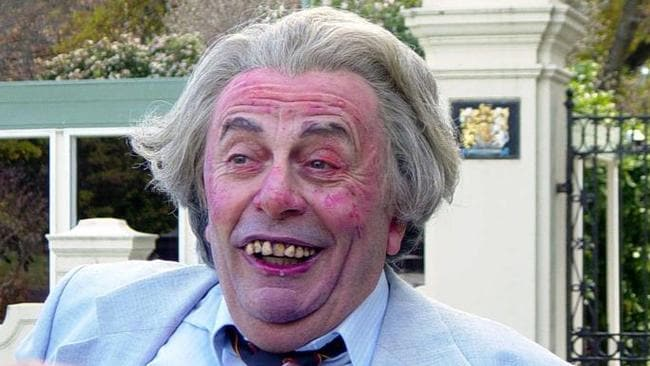Barry Humphries claims his character Sir Les Patterson went to Xavier College.