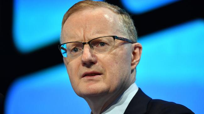 Reserve Bank of Australia governor Philip Lowe said interest rates were unlikely to rise this year. Picture: AAP Image/Mick Tsikas