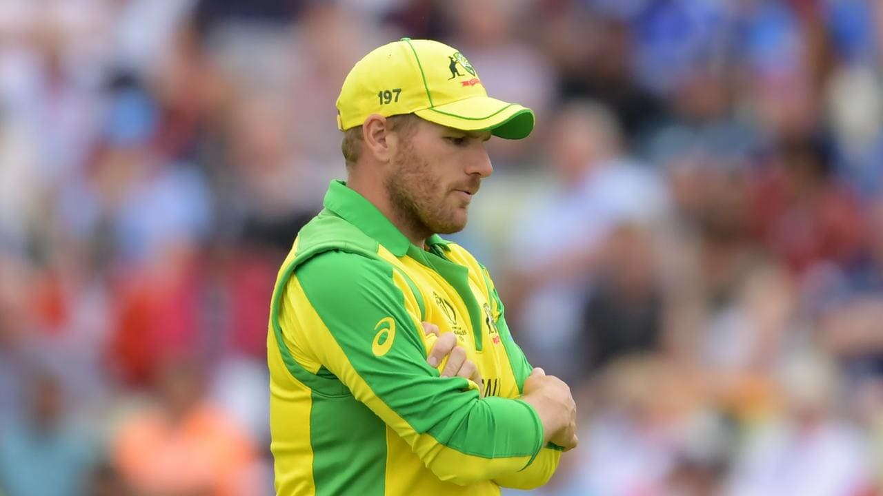 Aaron Finch says he won't be finished in the white ball ring for Australia any time soon.