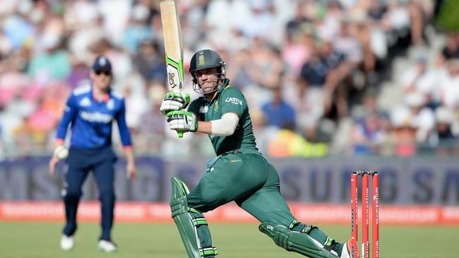 AB de Villiers hit a century as South Africa turned the ODI series on its head.